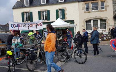 Atelier vélo du 15 mai 2021