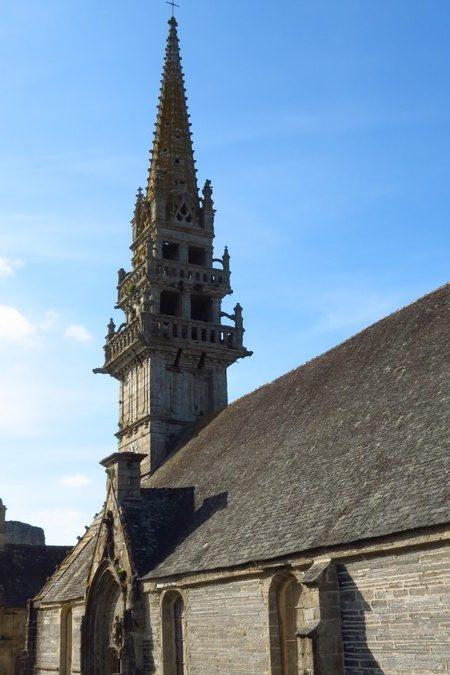 Visites de l'église Saint-Yves pendant l'été